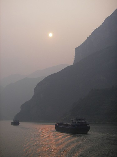 Yangtze River - Three Gorges by you.