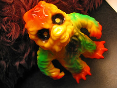 Yellow Hedoran (bryanarchy) Tags: hawaiian kaiju gargamel hedoran