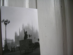 (melancholy rose) Tags: milan photography milano ww2 duomo bischof vigile wernerbischof