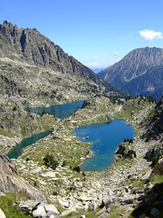 Estanys d'Amitges (ebygomm) Tags: geotagged spain hiking 2006 catalunya pyrenees gr11 geolat42601453 geolon0975474 angüestortesiestanydesantmaurici