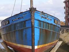 Boat (Shug1) Tags: ayr harbourside