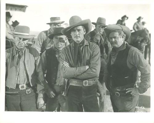 Cowboy Flynn and company by rodridge119.