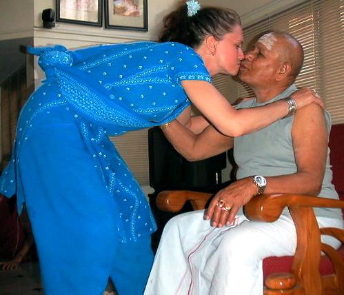 loving the guru
