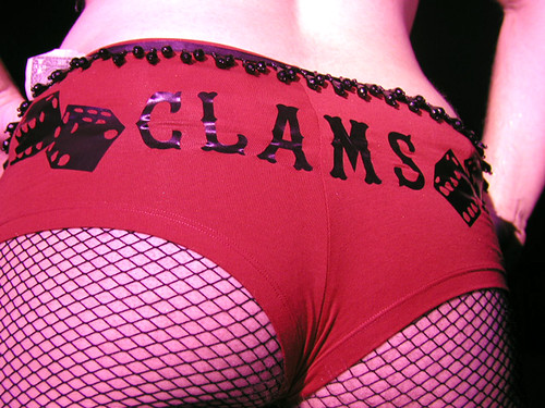 Miss Clams Casino at the New York Burlesque Festival