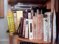 Cookbooks (.michael.newman.) Tags: kitchen library books cookbooks