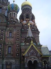(Church of the Savior on Blood - Sankt-Peterburg)