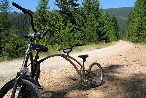 Hiawatha Trail Pedal Pusher