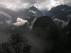 Or this one? (Speedboat) Tags: mountains peru nature fog clouds sunrise landscape amazing machupicchu interestingness225 i500