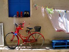 Brezza marina (kenyai) Tags: italy island mediterranean mediterraneo italia sicily sicilia bycicle isola bicicletta egadi isole marettimo interestingness13 isoleegadi i500 abigfave