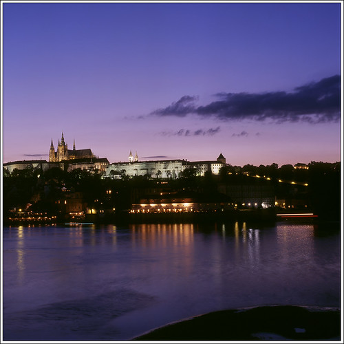 Prague Twilight