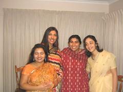 Bollywood Night - Hostesses (Princess_Fi) Tags: bollywood