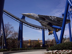 Top Gun at Carowinds (The Coaster Critic) Tags: topgun carowinds rollercoasters themeparks