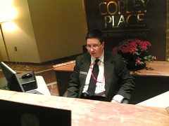 Copley Place Security Guard