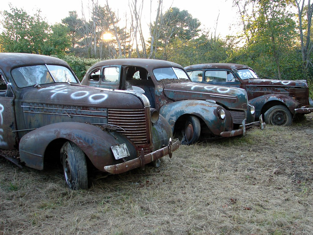 Rusty Old Cars For Sale 107
