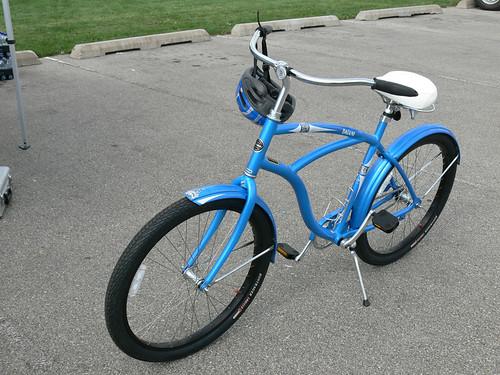 Dasani Blue Bike Prog 3