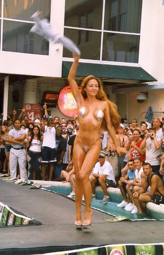 Meet, bikini contest miami good. Mmmmm. Diamond
