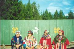 Kazym grandmothers (ugraland) Tags: travel nature russia tribal siberia ethnic indigenous mansi minorities ugra khanty kazym numsangyoh nomadcamp