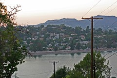 Silver Lake Evening (Brett A. Fernau) Tags: california evening losangeles availablelight silverlake cdrxt utataview