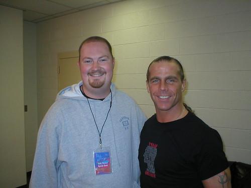Jonathan and Shawn Michaels