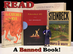 Read a Banned Book! - by bibliona