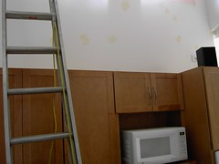 More Unfinished (26) (joelfinkle) Tags: kitchen drywall paint error remodel contractor addition incomplete