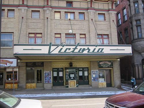 Victoria Theatre - Wheeling, WV