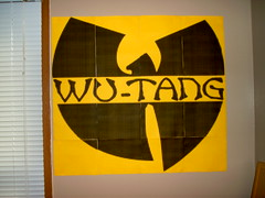 Wu Tang Clan (soundfromwayout) Tags: apartment wutang rasterbation wutangclan aintnothintofuckwith