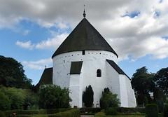Østerlars kirke, Bornholm, Denmark por frei_th