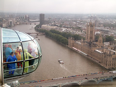 Eyes Over London (solecism) Tags: england london thames londoneye utataview