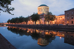The Four Courts, by Darragh Sherwin, via Flickr