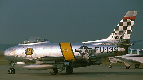 Warbird picture - F-86