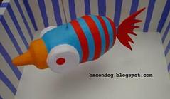 Peixe-mostarda - by bacondog