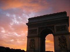 Ze good light (ZespiraL) Tags: paris france arcdetriomphe goodlight zespiral