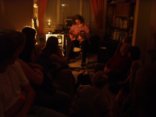 House Concert in Bournemouth