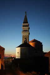 Piran Church