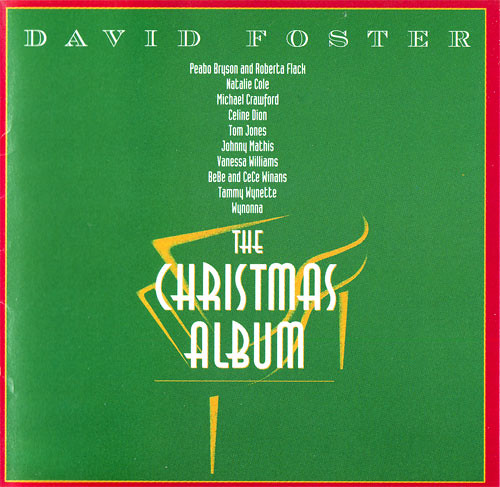 David Foster - The Christmas Album - Cover