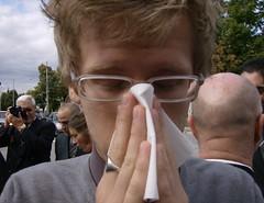 Allergies at cousins wedding - Aug 06 - by SamuelBenoit (.wordpress.com)