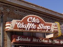 20060901 Ole's Waffle Shop