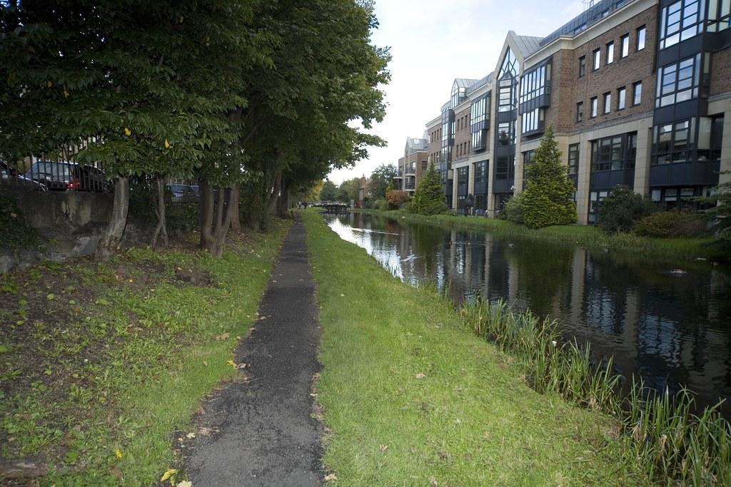 GRAND CANAL - DUBLIN