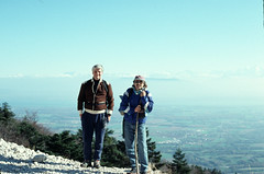 France - 1995  (111-24) (MacClure) Tags: france mountains alps europe shane neil jura echenevex
