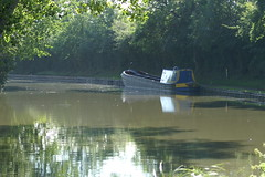 BW Boat near Blisworth (Dave Hamster) Tags: uk england boat canals narrowboat waterway grandunioncanal waterways grandunion britishwaterways blisworth