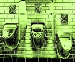 (josef.stuefer) Tags: loo green explore wc gents josefstuefer chromatized