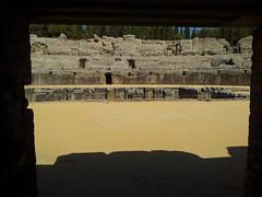 Itálica (Tarraconensis.com) Tags: itálica anfiteatrosromanos santiponce