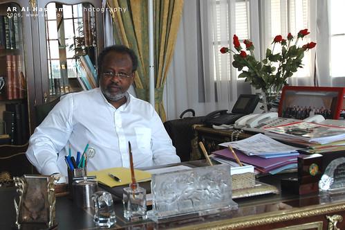 The President of Djibouti