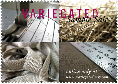 Variegated Launches *New* Etsy Store!