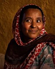 Lalibela Woman (Rod Waddington) Tags: africa african afrique afrika äthiopien ethiopia ethiopian ethnic etiopia ethnicity ethiopie etiopian culture cultural candid tigray lalibela woman home portrait people