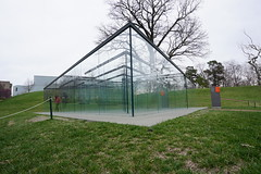 Glass Labyrinth - Travel to Kansas City, MO, April 2018 (JenniferHuber) Tags: travel kansascity