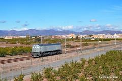Back to the 80's (ɢ. ʙᴇʀᴇɴɢᴜᴇʀ [ ō-]) Tags: 319 319212 rosco gris locomotive ffcc railroad railway
