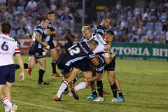 Sharks v Roosters Round 5 2018_026.jpg (alzak) Tags: 2018 chooks cronulla eastern easts league nrl national roosters rugby sharks suburbs action sport sportssydneyaustralia