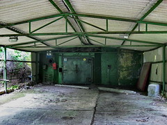Lychen_T7_2009_004 (MILITARY LEGACY) Tags: lychen germany soviet t7 nuclear bunker 2009